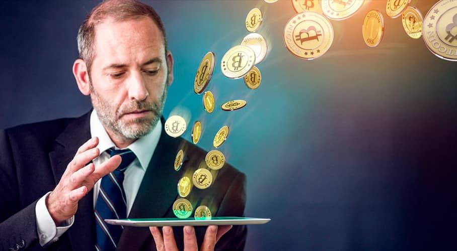bitcoin sta schiantato